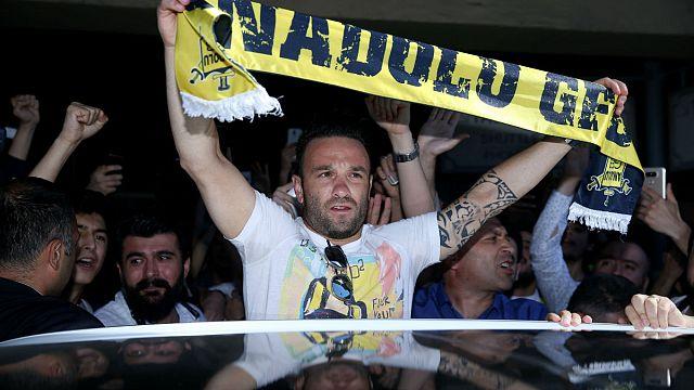 Valbuena İstanbul'da