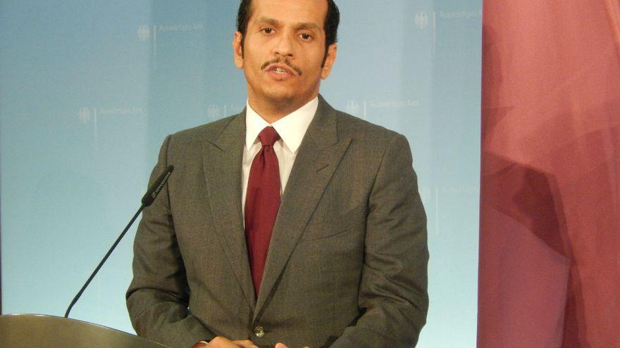 """Katar Dışişleri Bakanı Al Thani: """"Bu abluka adaletsiz ve yasadışı"""""""