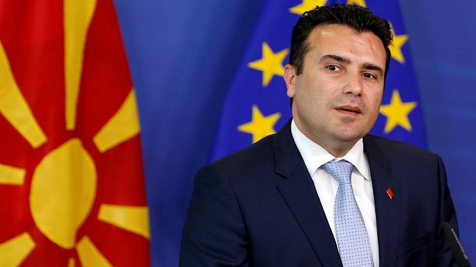 Macedonian PM vows to revive path to EU membership