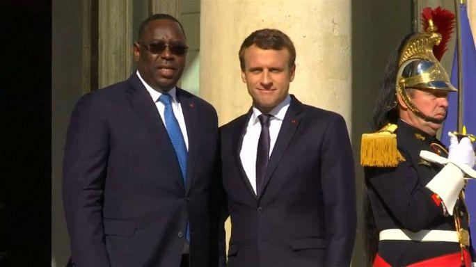 """""""La sécurité du Sahel, c'est aussi la sécurité de l'Europe"""" (Macky Sall)"""