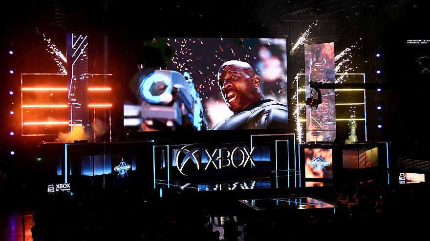بالفيديو: انطلاق فعاليات أكبر معرض لألعاب الفيديو في العالم