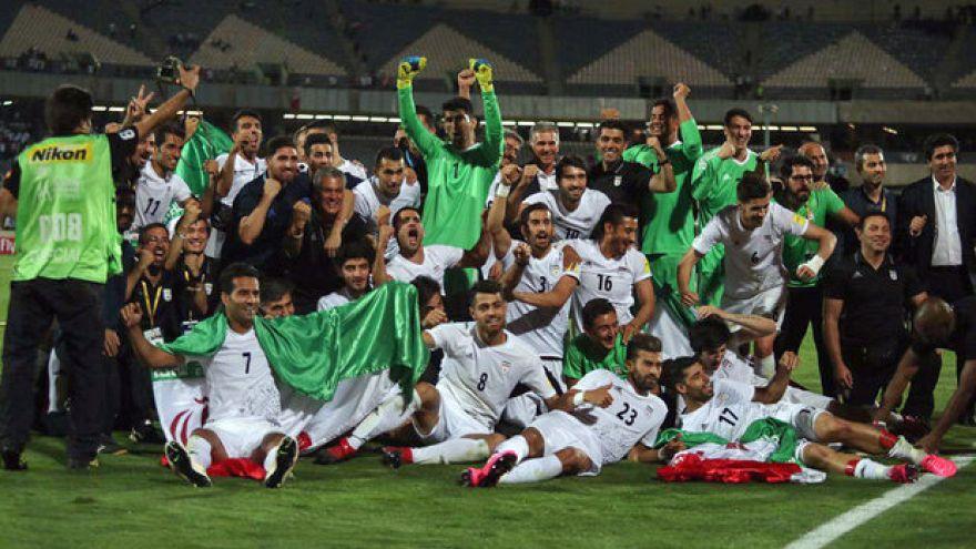 تیم ملی فوتبال ایران به جام جهانی روسیه راه یافت