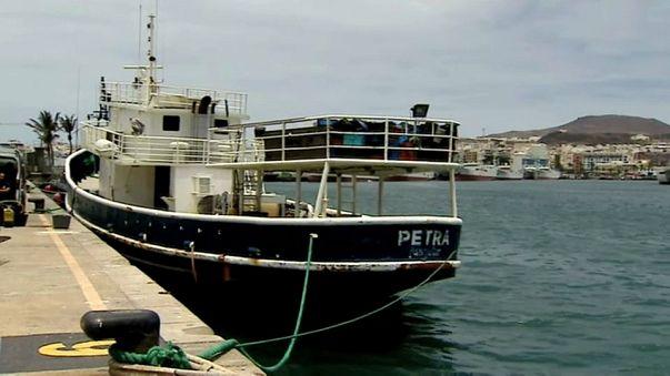 Apreendidos 1200 quilos de cocaína ao largo das Canárias