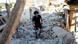 Землетрясение на острове Лесбос