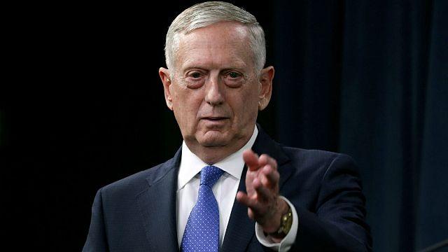 """Mattis: la situación en Catar es """"muy compleja"""""""