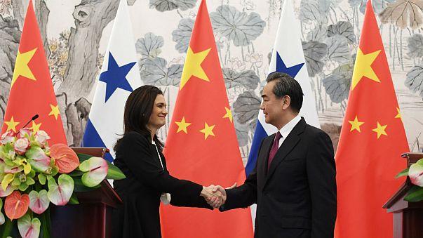 Panamá corta com Taiwan e vira-se para a China
