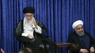 رهبر ایران: تجربه رئیس جمهور سال ۵۹ تکرار نشود
