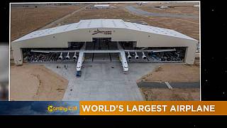 Have a look at the world's largest airplane [Hi-Tech]