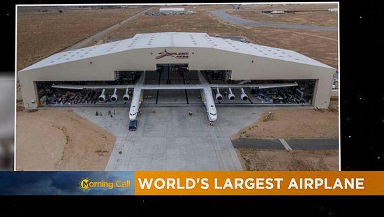 Voici le plus grand avion au monde [Hi-Tech]
