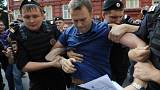 الحكم على المعارض الروسي اليكسي نافالني بالسجن 30 يوما
