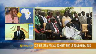 Salva Kiir n'ira pas au sommet sur le Soudan du sud [The Morning Call]