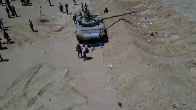 Syrie : la course pour Raqqa