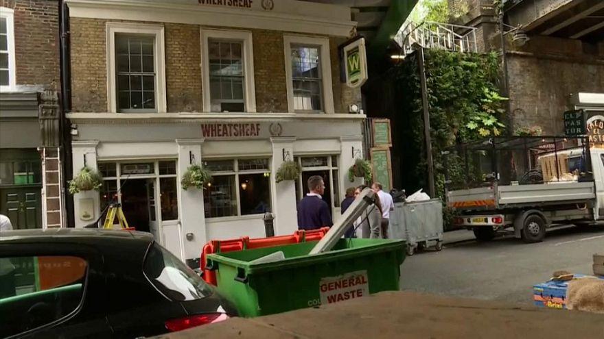 Londra: riapre Borough Market