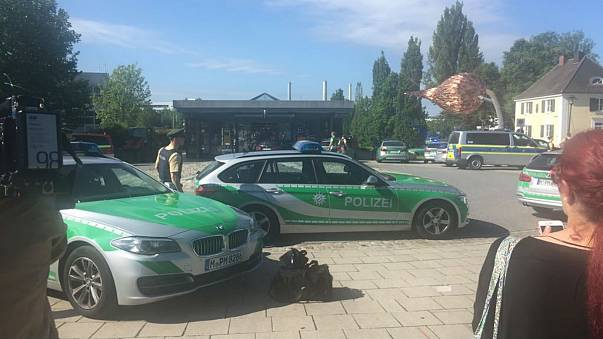 Policewoman fighting for her life after Munich shooting