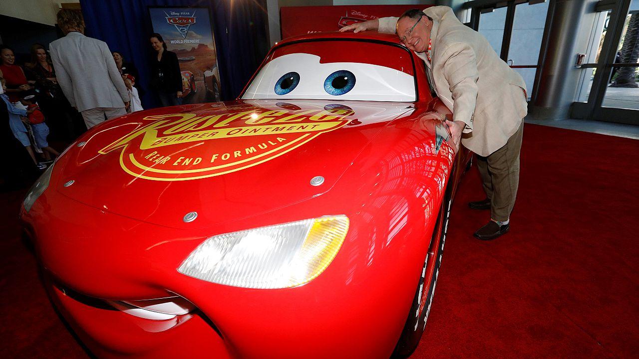 'Arabalar 3'ün dünya prömiyeri yapıldı