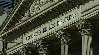 Парламент Испании: дебаты об импичменте Рахою