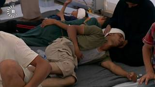 Intoxicación alimentaria letal en un campo de desplazados en Irak