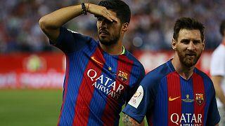 Llevar la camiseta del Barça no representa ningún peligro