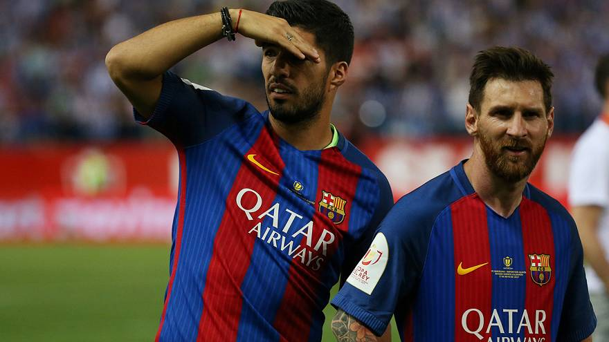Officials deny claims FC Barcelona shirts have been banned in Saudi Arabia amid Qatar crisis
