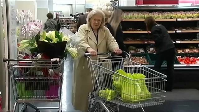 """Скачок инфляции на фоне """"Брексита"""""""