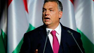 Hungary cracks down on NGOs