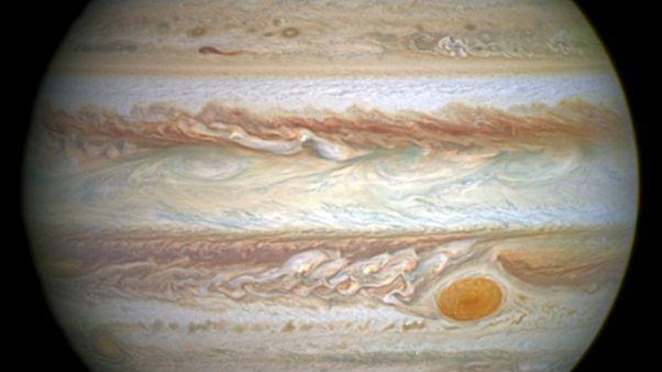 Jupiter ältester Planet unseres Sonnensystems