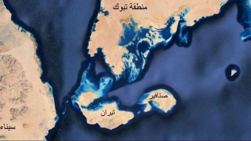 موافقة لجنة الشؤون الدستورية والتشريعية في مجلس النواب المصري على اتفاقية تيران وصنافير