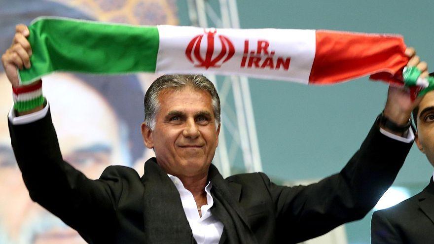 Queiroz faz história com apuramento do Irão para o Mundial2018