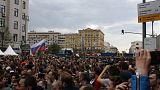 Πως έζησα την «πορεία» κατά της διαφθοράς στην Μόσχα