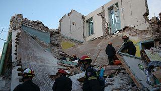 Λέσβος: Τι άφησε πίσω του ο σεισμός