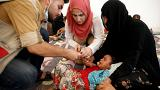 Ирак: массовое отравление в лагере для беженцев