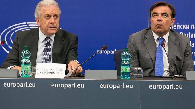 ЕС принуждает Польшу, Венгрию и Чехию к гостеприимству