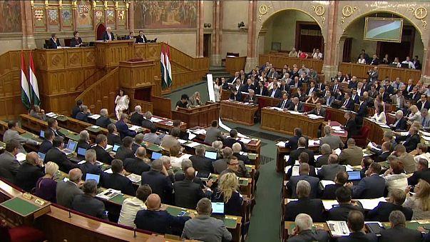La Hongrie adopte une loi controversée sur les ONG