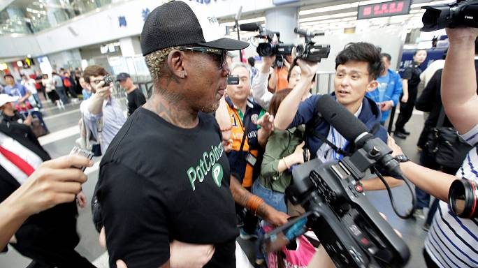 """دينيس رودمان """"صديق العمر"""" لكيم جونغ أون يزور مجددا بيونغ يانغ"""