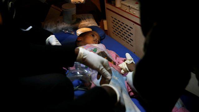 24 Stunden nach Hauseinsturz: Kinder lebend gerettet