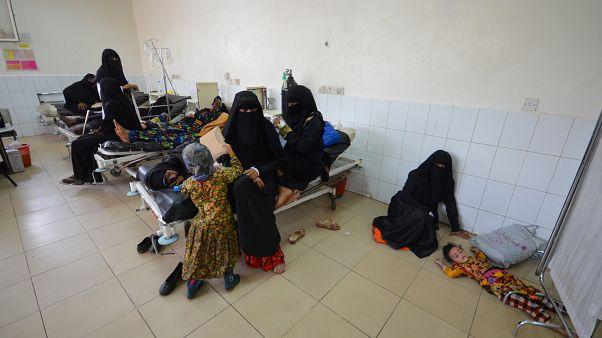 هشدار سازمان بهداشت جهانی نسبت به گسترش سریع وبا در یمن