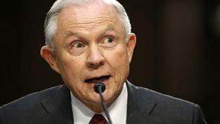 Генпрокурор США отрицает связи с Россией