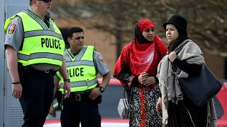 Image: American Muslims Go To Friday Prayers After Attack On New Zealand Mo