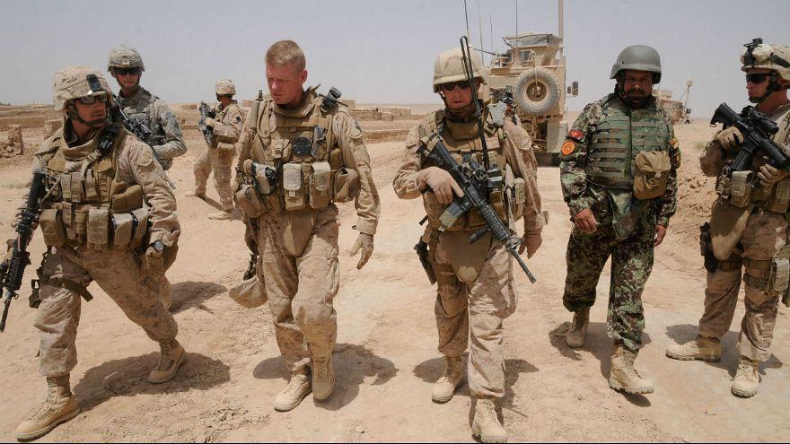 پنتاگون شمار سربازان آمریکا در افغانستان را تعیین می کند