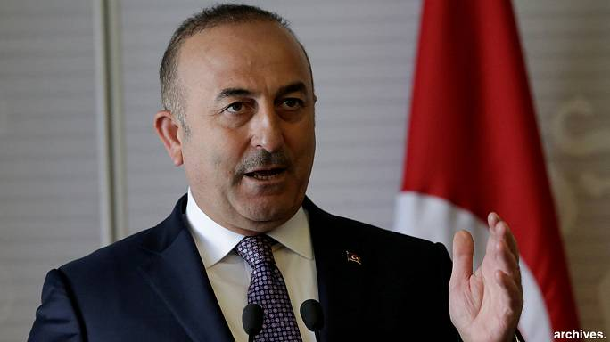 وزير الخارجية التركي إلى قطر اليوم للوساطة في أزمة الخليج