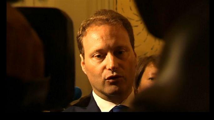 """Le premier député """"En marche"""" à l'Assemblée nationale"""