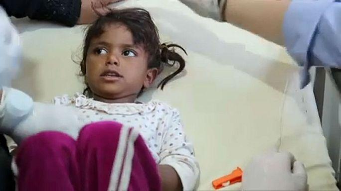 Terjed a kolera Jemenben