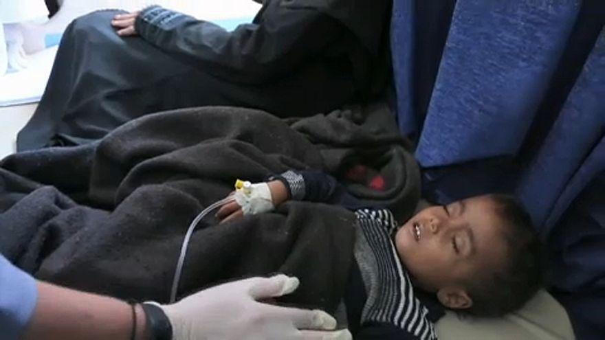 Alarm raised about cholera epidemic in Yemen