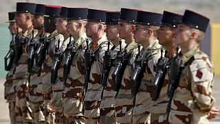 French soldier jailed by Paris court for abusing girls in Burkina Faso