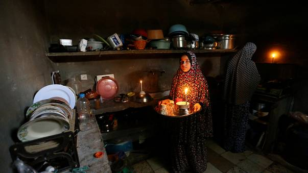 Сектор Газа лишают света