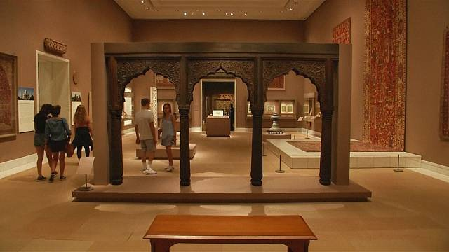 Fighting prejudice through Islamic art