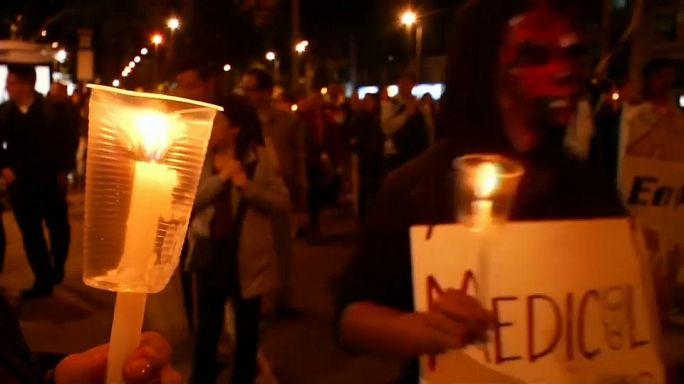 La lucha de los profesores colombianos