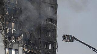 Incendio Londra: il racconto dei testimoni