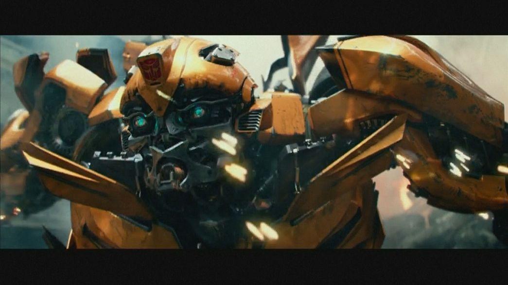 "La quinta entrega de ""Transformers"" se estrena en China"