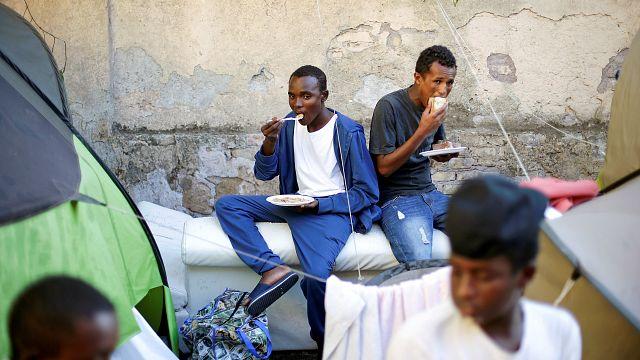 Rome mayor Raggi urges halt to migrant arrivals